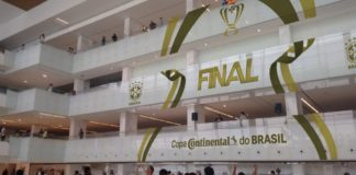 Corinthians e Cruzeiro disputam a final da Copa do Brasil